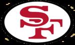 NFL-NFC-SF49ers-Alternate logo-1964-1973