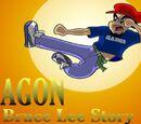 FFG: Bruce Lee Super Nintendo
