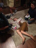 BTS Lindsey - corpsing corpse RIP