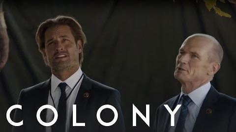 Season 2, Episode 8 'Sneak Peek' Colony