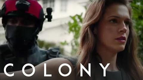 Colony 'Blind Spot' Episode 104 Commentary