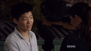 Justin Kim doesn't survive Katie's first mission