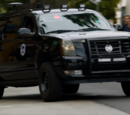 Homeland Security SUV