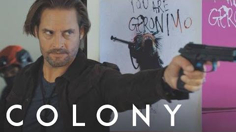 Colony New Series from Carlton Cuse and Ryan Condal - Premieres January 14th