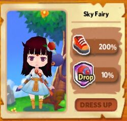 Sky Fairy (Female)