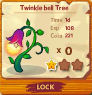 Twinkle Bell Tree