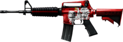 M4A1 Polish High Resolution
