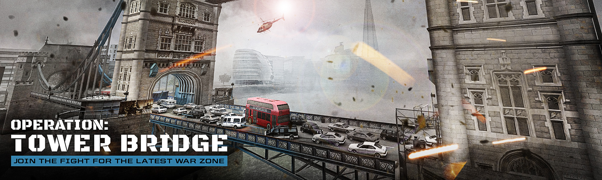 Operation Tower Bridge Banner