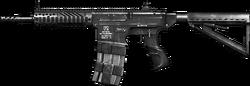 AR-15 Double Barrel High Resolution