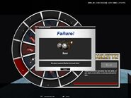 Roulette Wheel Bust