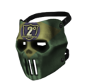 2nd Anniversary Mask (Brazil)