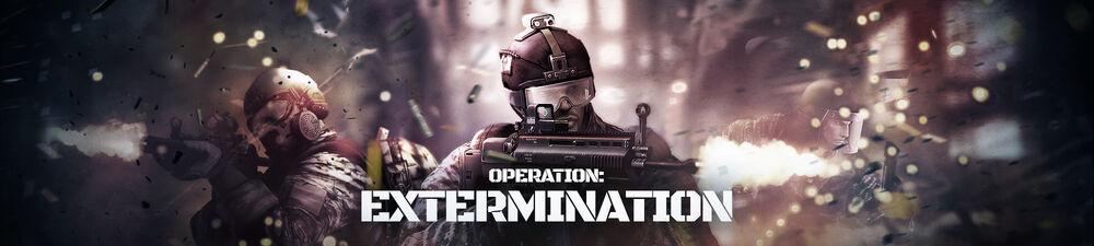 Operation Extermination Banner