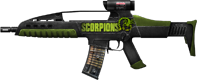 XM8-Scorpions High Resolution