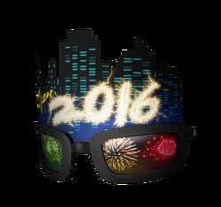2016 New Years Shades