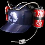 Drinking hat1