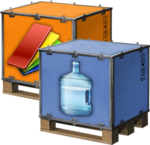 Plastic Pallet and Water Pallet