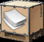 Paper Pallet High Resolution