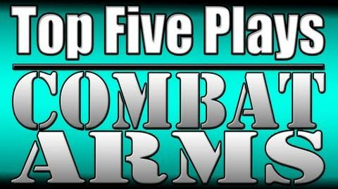 Combat Arms Top 5 Plays - Week Forty!