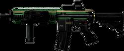 M6A2-CQB First Green
