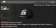 ESL CAP