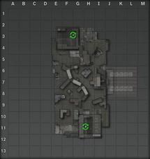 JunkFlea2 map overview