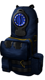 Europe Month Modular Backpack High Resolution