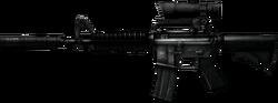 Spec Ops Mei's M4A1