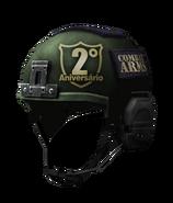 Elite-capacete-de-caveira-do-2-aniversario