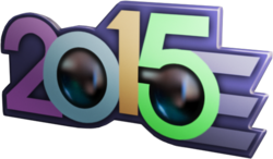 2015 New Years Shades High Resolution