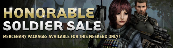 Honorable soldier sale