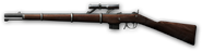 S 58 Musket High Resolution