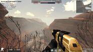 Ak-103 gold 1st person