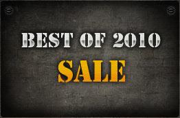 Best of 2010 SALE
