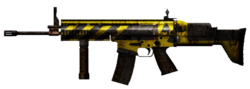 SCAR-L After the Nuclear War