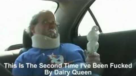 Tourettes Guy Screwed By Dairy Queen