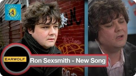 Ron Sexsmith -- Sneak Out The Back Door Comedy Bang Bang Video Podcast Network-0