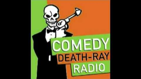 Nick Kroll,Tig Notaro,Paul F Tompkins on Comedy Death Ray Radio