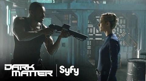 'Dark Matter' Sneak Peek New Series Premieres June 12 at 10 9c on Syfy!