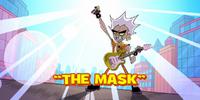 DC COMICS: Teen Titans Go (s2 ep17 The Mask)