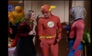 SNL Superhero Party (2)