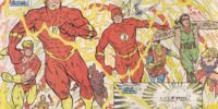 DC Comics: Speed Force (Flash)