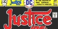 DC COMICS: First Wave (Justice Inc. movie proposal)