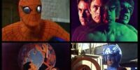 MARVEL COMICS: 70'S Marvel TV Universe