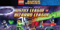 DC COMICS: LEGO DC COMICS SUPER HEROES: JUSTICE LEAGUE VS. BIZARRO LEAGUE