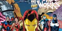 MARVEL COMICS: Force Works (Iron Man)