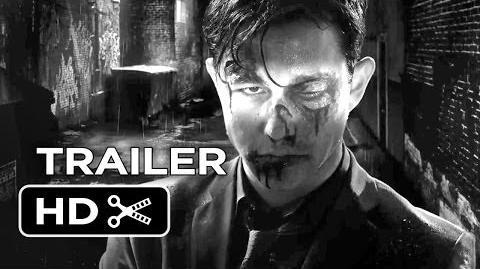 Sin City A Dame To Kill For Official Trailer 1 (2014) - Joseph Gordon-Levitt Movie HD