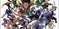 DC COMICS: DC Animated Universe (Teen Titans TAS)