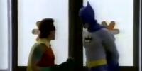 DC COMICS: Batman Family (Batman 66) Zayre commercial
