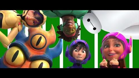 BIG HERO 6 TV Spot - Are You Ready For Some Football? (2014) Disney Animation Movie HD-1
