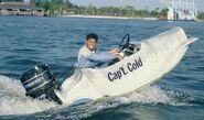 SEA WORLD CAPTAIN COLD 1